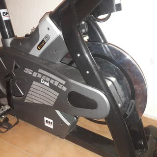 Bicicleta estática BH Spada dual