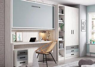 Habitación con cama abatible ybn47