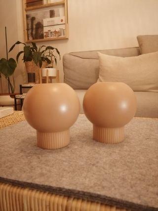 jarrones decorativos ceramica