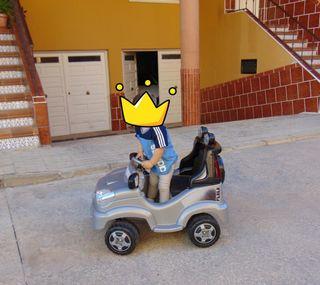 coche con batería niños