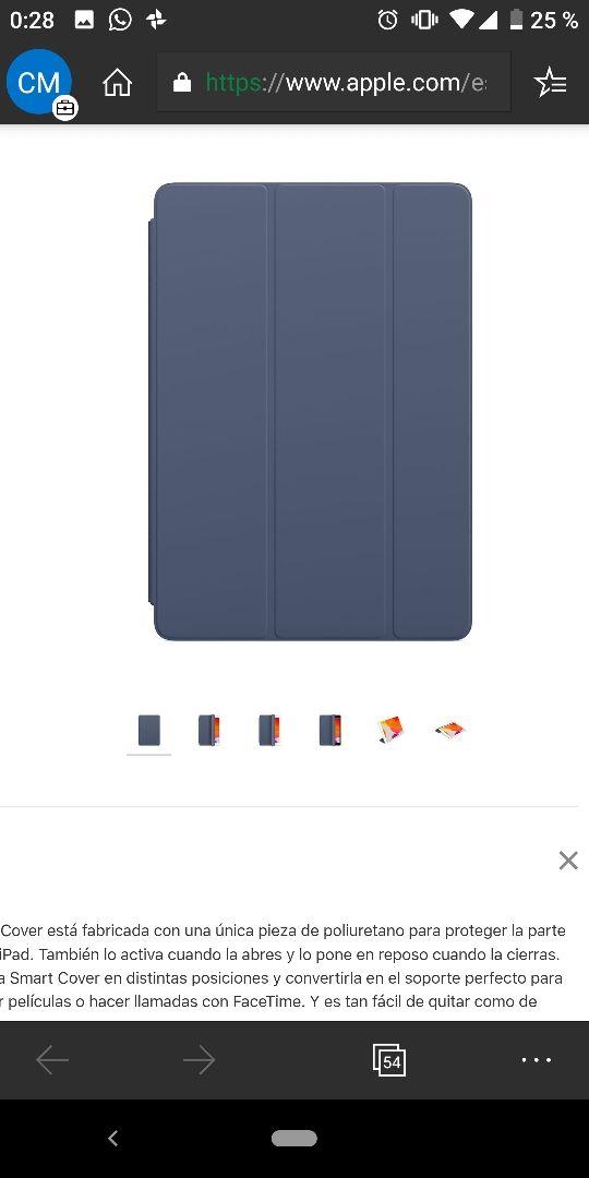 Smart cover para ipad pro 10.5/iPad Air 3