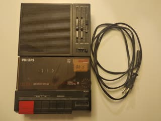 Radio Cassette Grabadora Phillips D6350 Vintage