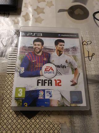 fifa 2012 PlayStation 3