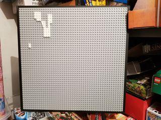 Tablero con placa Lego original