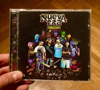 Nueva Era - Monsters - CD