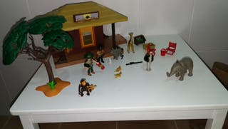 Refugio de Animales. Playmobil