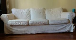 Sofá de tres plazas Ektorp