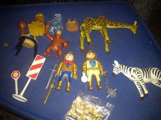lote de 15 piezas de Playmobil