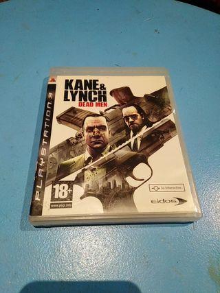 Kane & Lynch Dead Man ps3