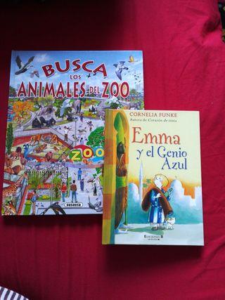 2 libros infantiles por 6€