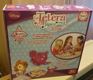 Tetera Mágica Disney NUEVO