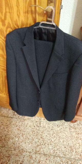 traje caballero talla 44