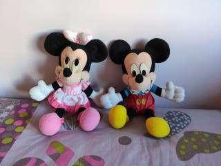Pack Mickey y Minnie