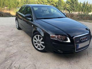 Audi A4 2005 - 2.0 130cv. ITV hasta Diciembre-2020