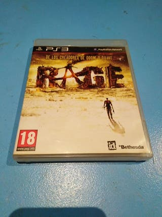 Rage para ps3