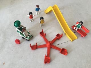 Playmobil parque infantil