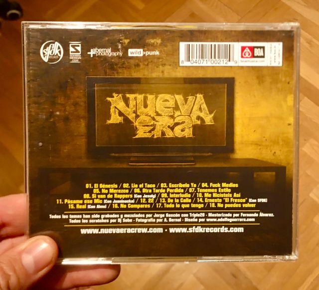Nueva Era - El Genesis - CD
