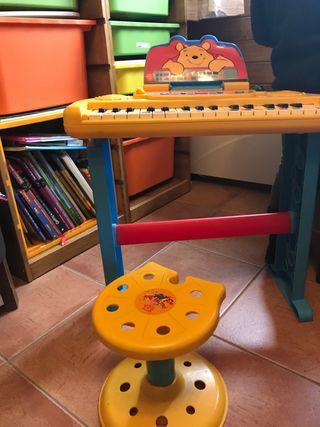 Piano infantil 'Bontempi'