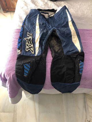 Pantalón de motocross Fox