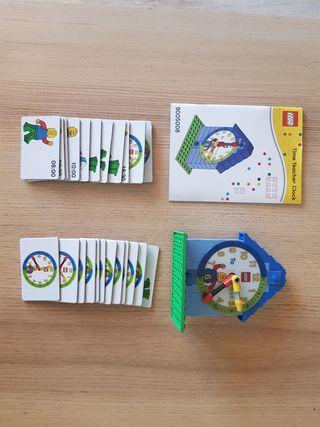 Reloj de aprendizaje Lego 9005008