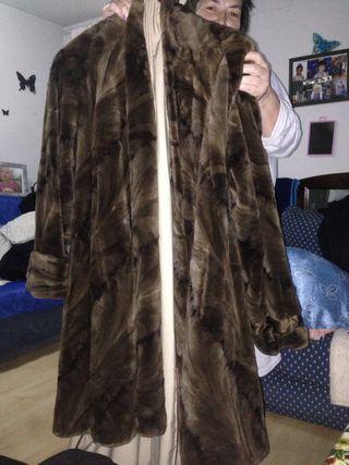 Chaqueta pelo de bisonte (precio negociable )