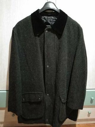abrigo de hombre