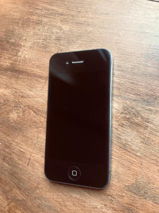 Apple Iphone 4 color negro 16Gb