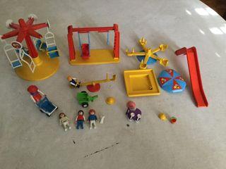 Playmobil Parque Niños