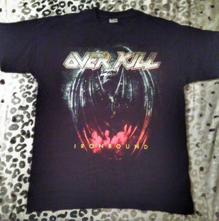 Overkill camiseta L