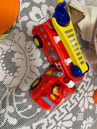 Ambulancia niño nueva sin uso