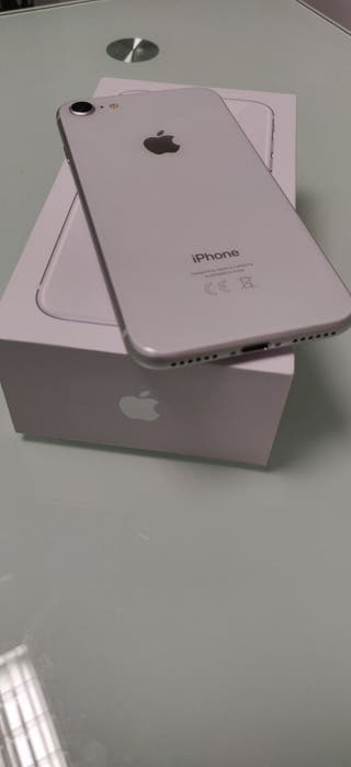 IPHONE 8 256GB PLATA