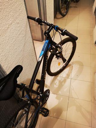 Bicicleta mujer Rockrider 340