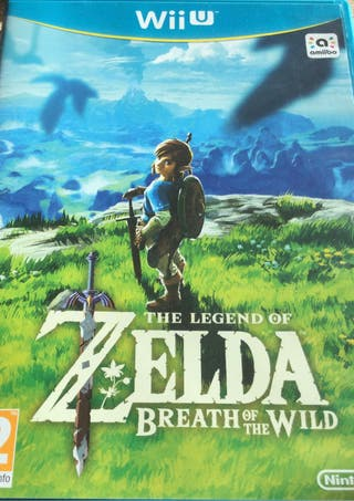The Legend of Zelda. Breath of the Wild (Wii U)