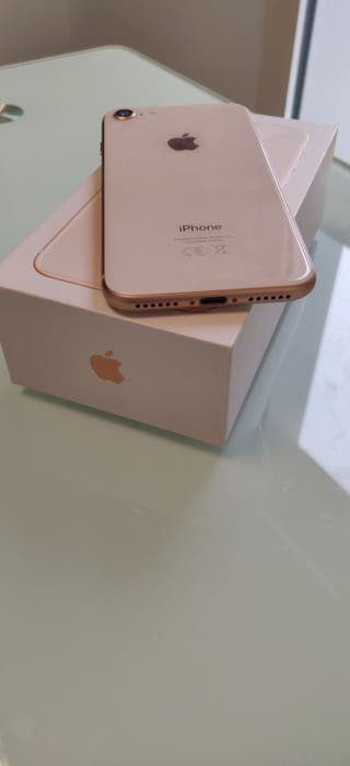 IPHONE 8 256GB DORADO