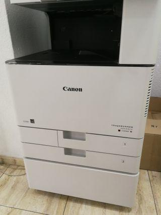 renting de fotocopiadora canon