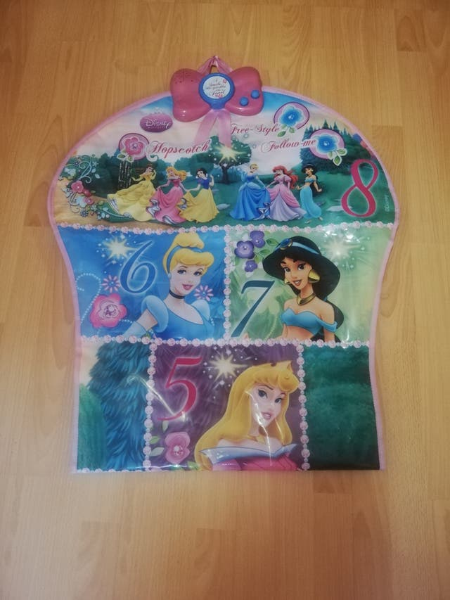 alfrombra mágica Disney princess