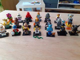 Minifiguras Lego originales