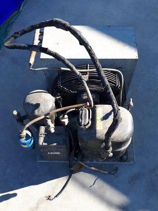 motor mostrador frigorífico