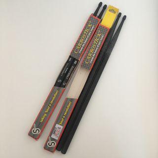 Baquetas Carbostick 5A (2 pares)