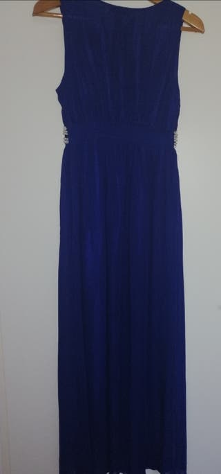 robe blue