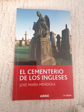 """Libro """"El cementario de los ingleses"""""""