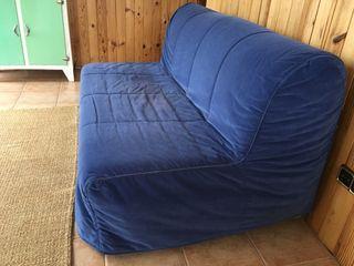 Sofá cama IKEA dos plazas