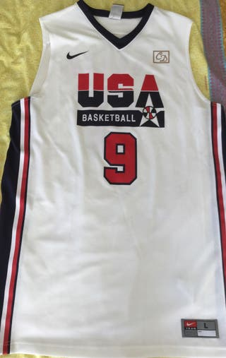 Camiseta Michael Jordan Nike Dream Team Talla L