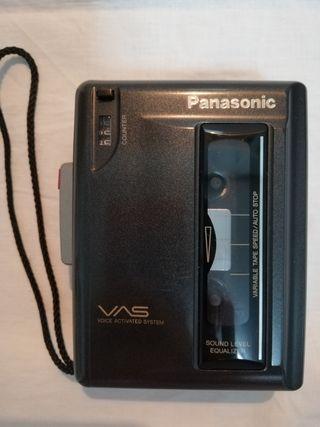 Grabadora Panasonic