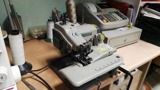 Máquina de coser bajos Fomax