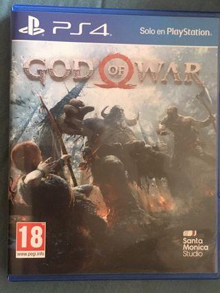 God of War con bonus+DLC