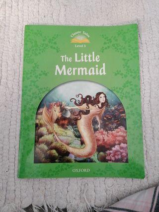 "Libro ""The Little Mermaid"""