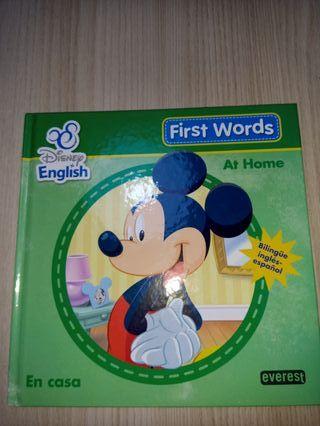 primeraa palabras en ingles
