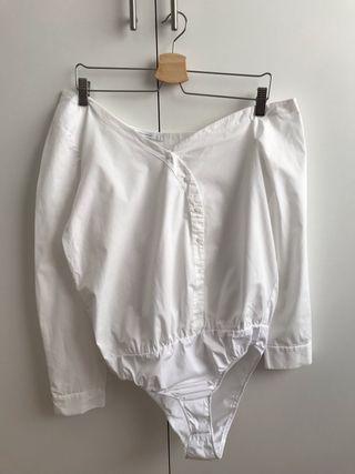 Camisa-body Zara