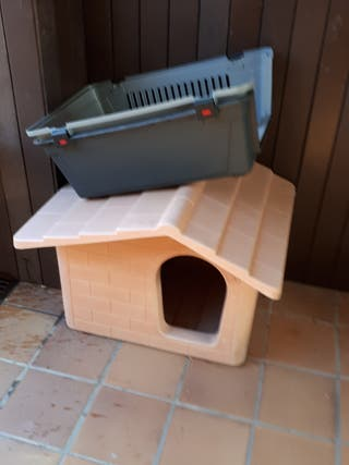 transportin para perro mediano marca ferplast